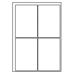 95 x 140 mm   200 vel per doos (vrijstaand)  (Velpacode: 1895141