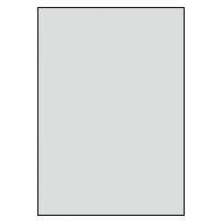 210 x 296 mm 50 vel p.doos ALUMINIUM
