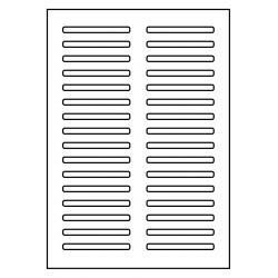 78 x 8 mm 100 vel p.doos vrijstaand